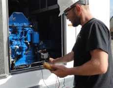 Annual Generator Maintenance Services