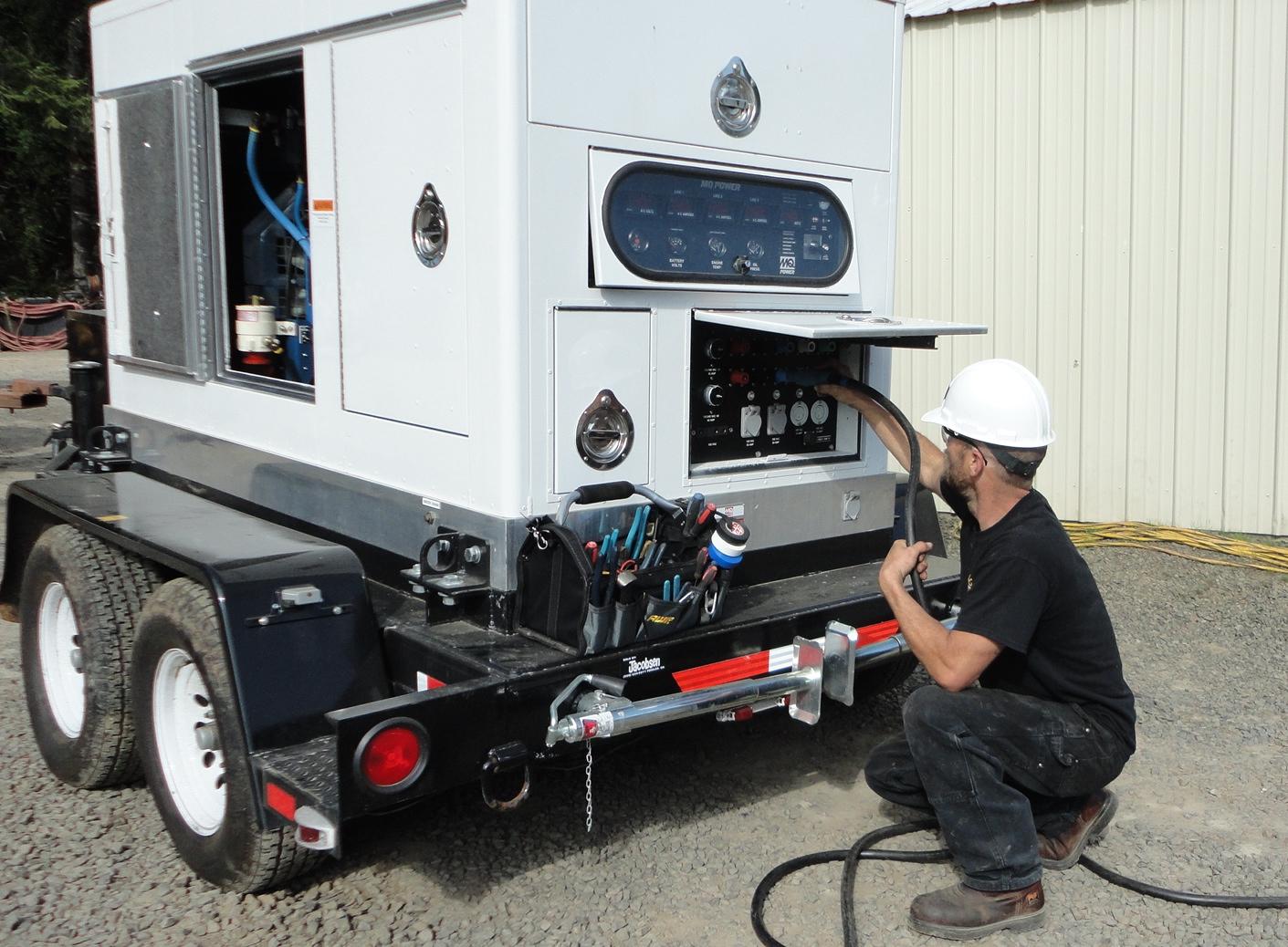 Generator repair in portland oregon 24 hour emergency service