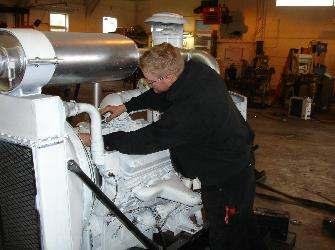 Generator Service Oregon