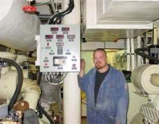 Marine Diesel Generator Service