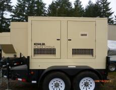 Industrial Generator For Rent