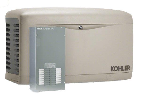 Kohler 14kw 14resal Residential Generator With 100a Nema 1