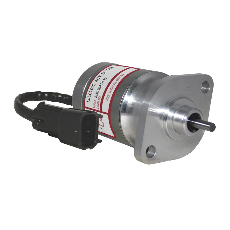 GAC ALR Series Engine Mounted Actuator - Pull Electrical Linear Actuators