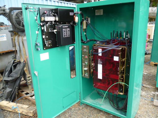 Unit #59 - Onan Cummins BT 225 Byp Generator Automatic Transfer Switch Onan Ltd Transfer Switch Wiring Diagram on