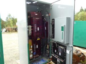 Unit #60 - Onan Cummins BT 1200 Bypass Generator Automatic Transfer Switch  ATS Model BT-1200