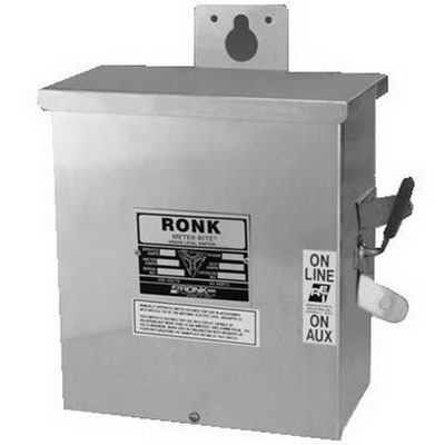 Ronk Non Fused Disconnect D7103 D7205a D7406 D7805 D7806