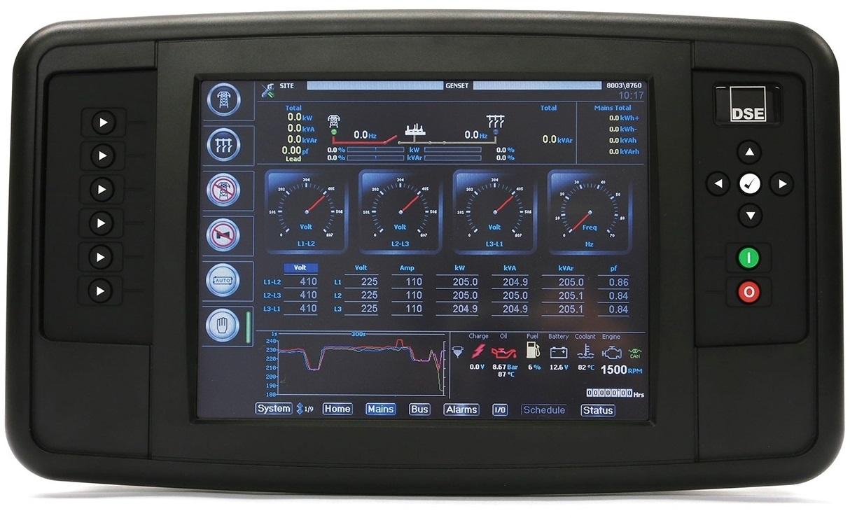 Deep Sea Electronics Dse8004 10 Inch Color Multi Set