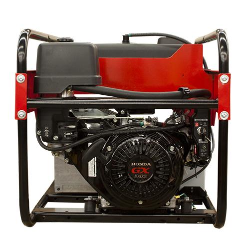 Winco Hps6000he Home Power Series Portable Generator 6000