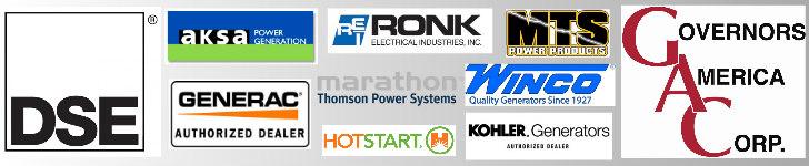 KOHLER 10kW Stationary Back-Up Power Generator LP Vapor Natural ...