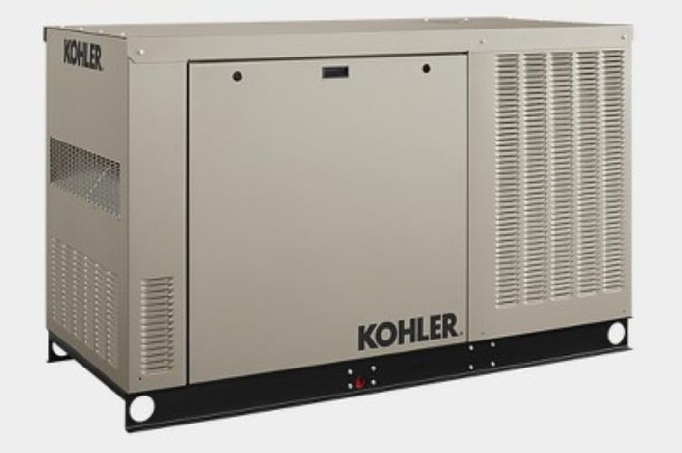 Kohler 24kw 24rcl residential or business stationary - Is it bad to run a generator out of gas ...