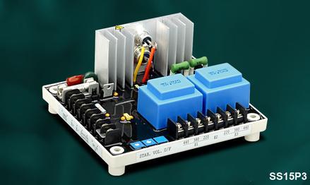 McPherson Controls MTS SS15A3P Automatic Voltage Regulator