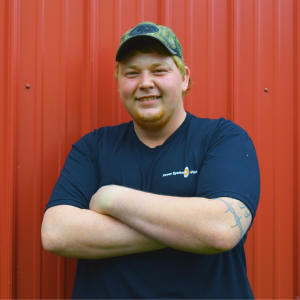 Nathan Swart : Shop Hand Assistant