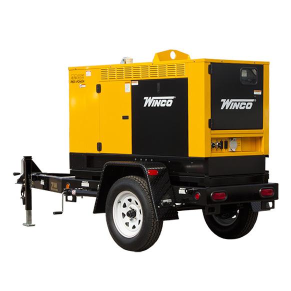 Generators - Trailer Mount