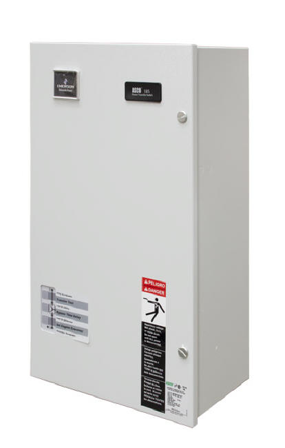Asco 185 Series Automatic Transfer Switch Non Service