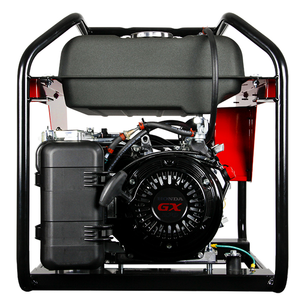 Winco DP5000 DYNA Professional Series Portable Generator 5000w DP 5000T Honda GX270