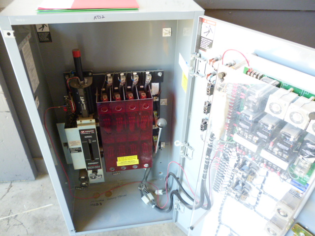 Unit 109 Zenith Ztsdh15fc 7 Automatic Transfer Switch 3