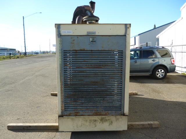 Unit #122 - Kohler 350kW Detroit Diesel 8V92 Standby Generator 3 Phase  277/480v